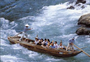Kuma River Boat Cruise