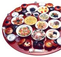 Shippoku cuisine