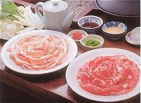Black Pork Dish