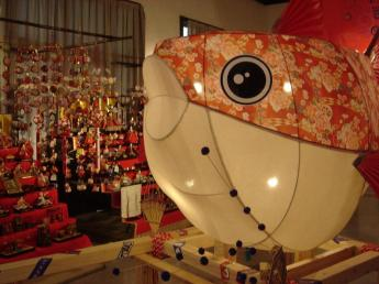 Fugu and Lights Hinamatsuri Festival