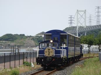 Retro Sightseeing Train Shiokaze-go