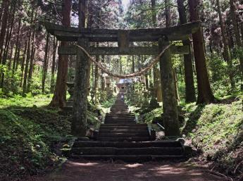 Kamishikimi Kumanoimasu Shrine
