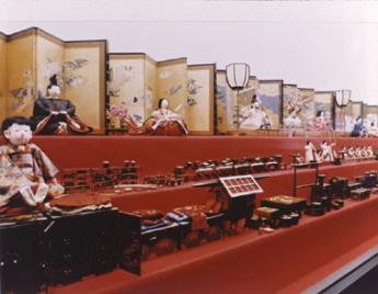 Saga Castle Town Doll Festival