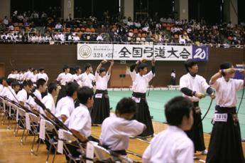 Miyakonojo Archery Festival All-Japan Kyudo Tournament…
