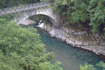 Deai Bridge & Todoro Bridge