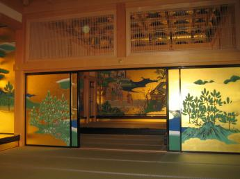Honmaru Goten Palace Reception Hall (Lord's Extravagant Inner Palace Reception H…