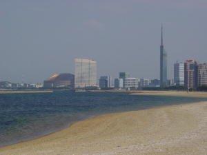 Seaside Momochi Beach Park