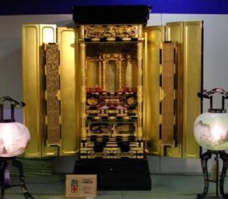 Yame Fukushima Buddhist Altars