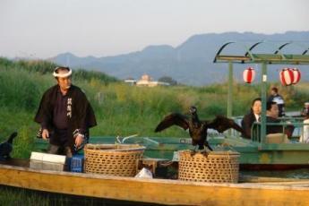 The Ancient Fishing Method of Ukai at Harazuru Hot Springs…