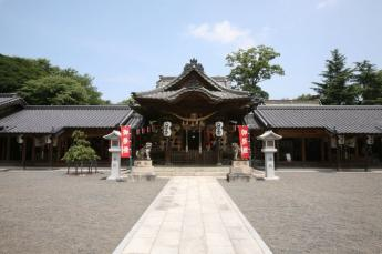 Hachimankohyo Shrine