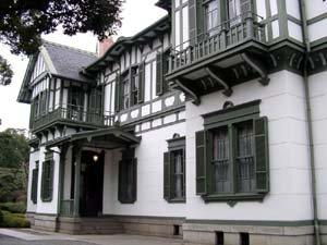 Former Matsumoto Residence (The Industry Club of West Japan)…