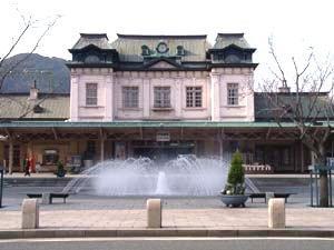 JR Mojiko Station