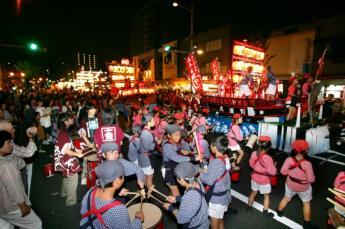 Wakamatsu Port Festival