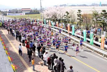 Hana to Shijimi no Sato  Oto Marathon