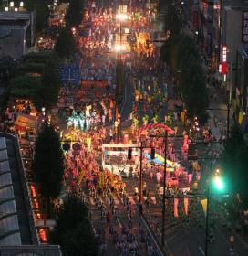 Kurume Water Festival