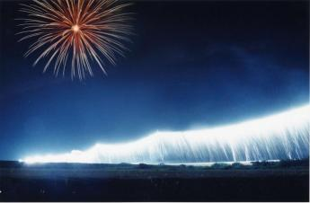 Ariake Sea Firework Festival