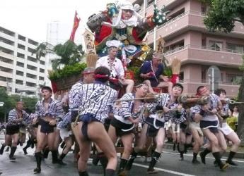 Iizuka Citizen Festival  Iizuka Yamakasa Festival