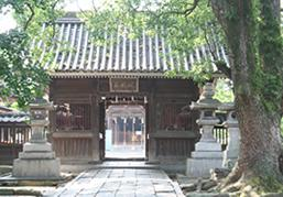 Torikai Hachiman-gu shrine
