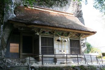 Iwaya Shrine