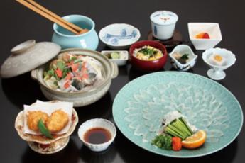 Fuku Pufferfish Cuisine