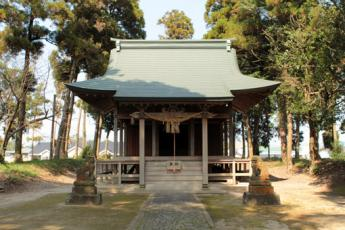 Kamado Shrine (Rikitake)