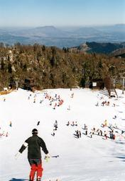 Gokase Highland ski ground