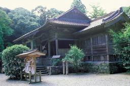 Tsumakirishima Shrine