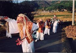 Night Kagura festival of mythical Takachiho
