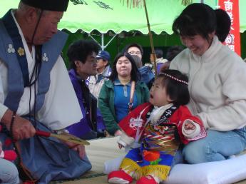 Crying Child Sumo